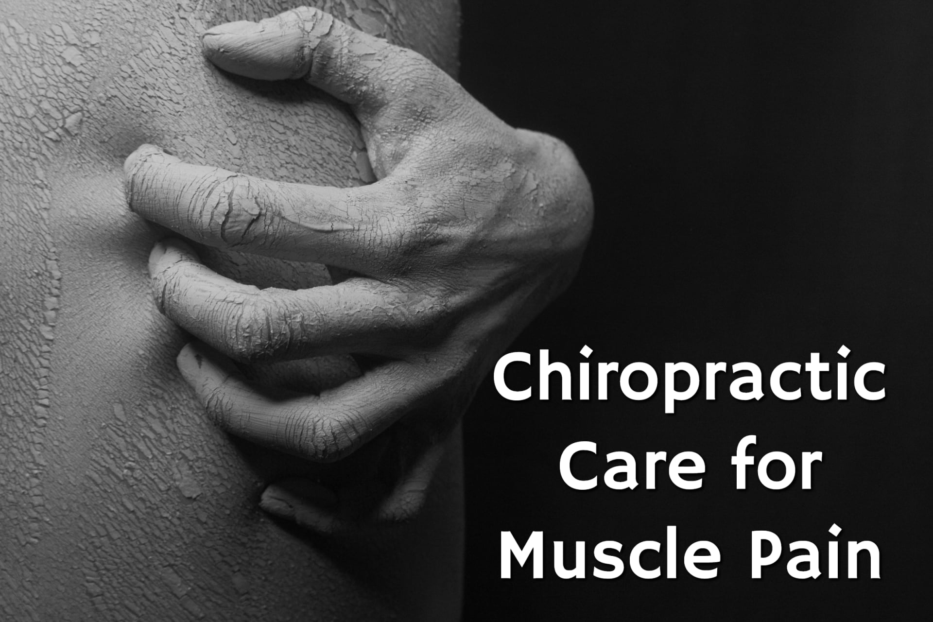 Can a Chiropractor Help Muscle Pain?