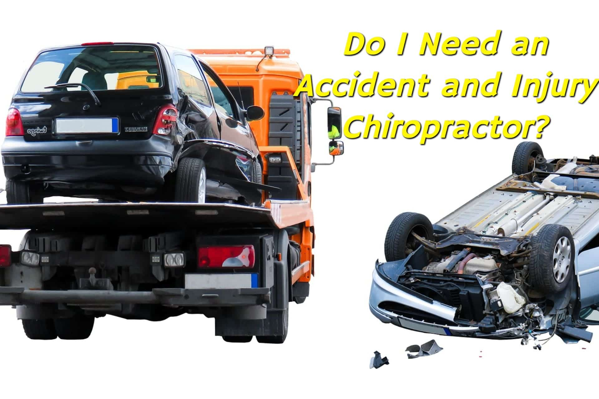 Should I See a Chiropractor after an Accident?