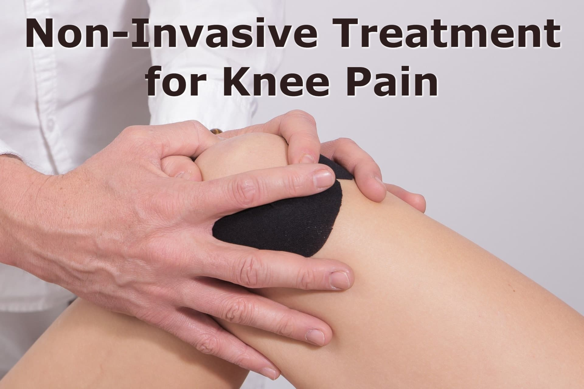 Chiropractic Treatments for Knee Pain Relief