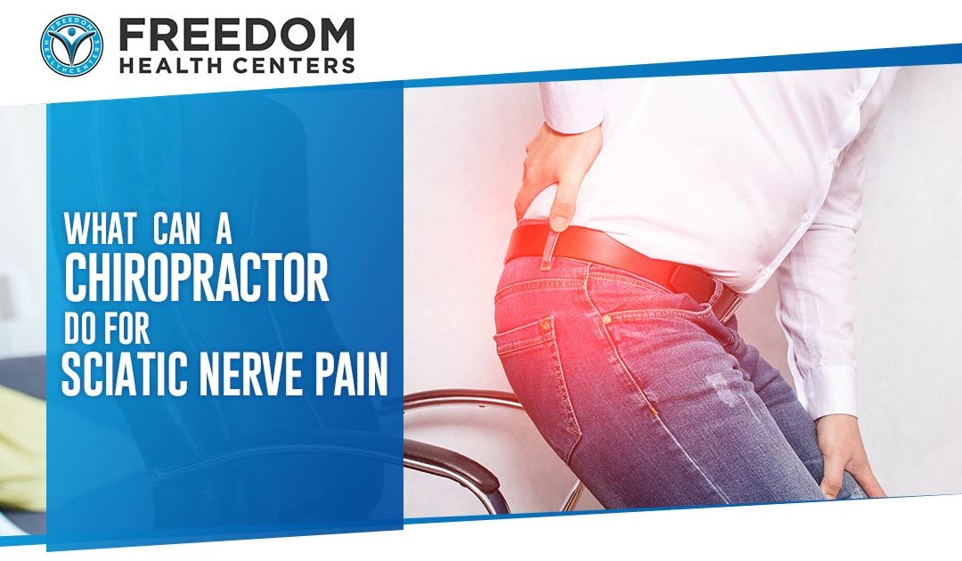 What Can a Chiropractor Do For Sciatic Nerve Pain?