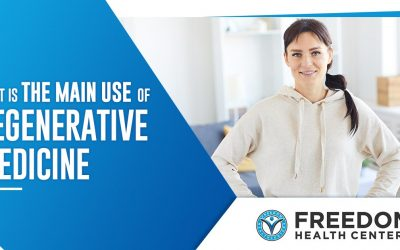 What is the Main Use of Regenerative Medicine?
